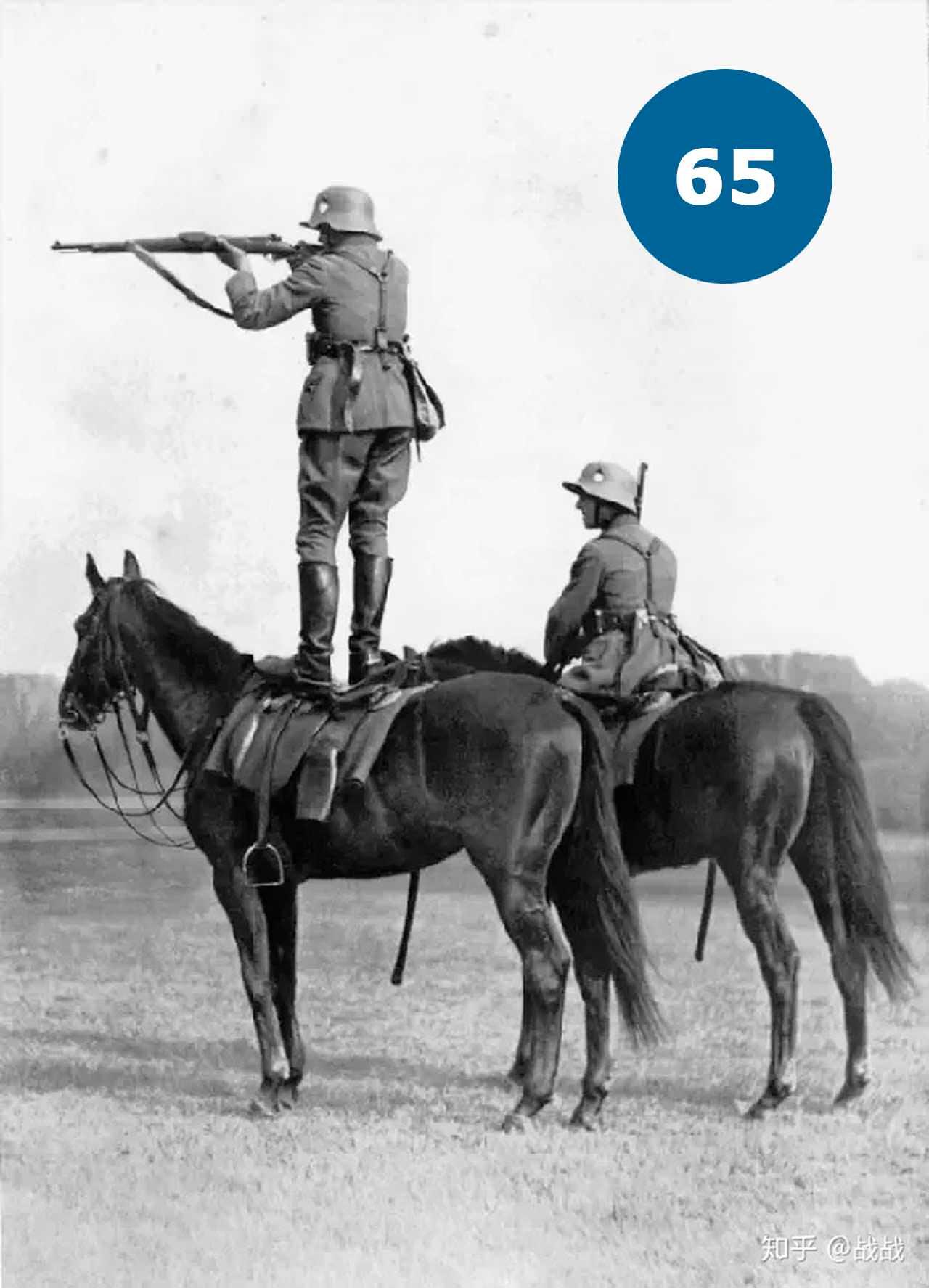Стрільби німецьких солдат в період Другої Світової Війни
