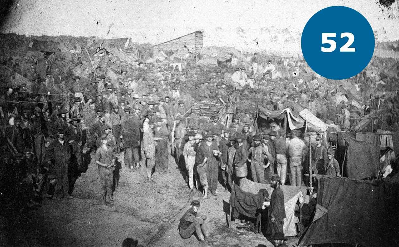 Ув'язнені часів Громадянської війни в США