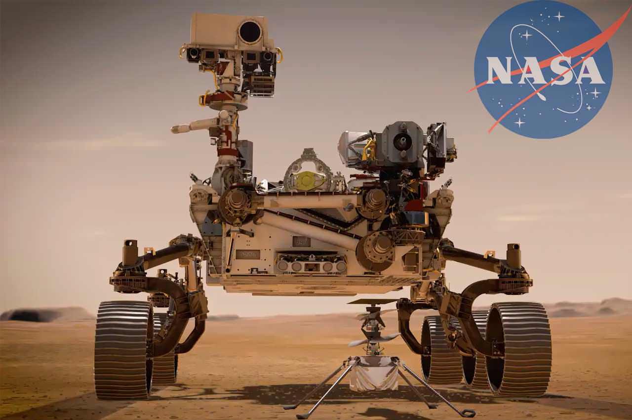 Последний марсоход NASA использует процессор IBM 1997 года