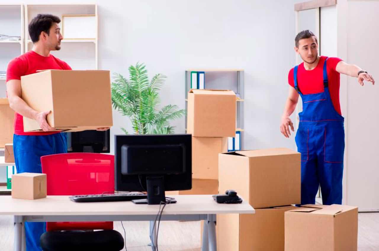 Услуги перевозки офисов: полный спектр услуг