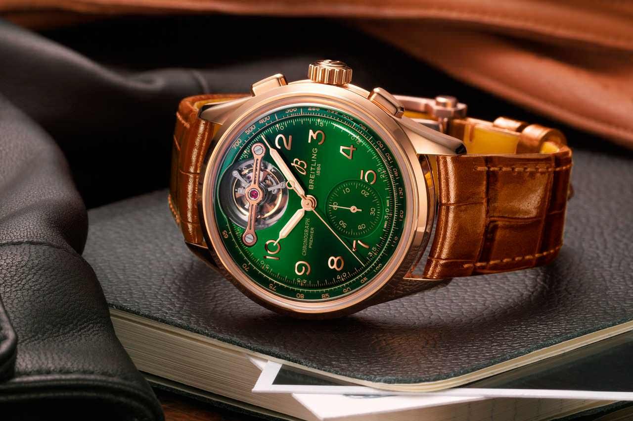 Bentley и Breitling выпустили эксклюзивные часы за $52 000 ⌚