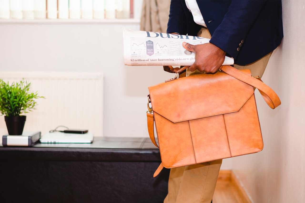 Классические деловые сумки