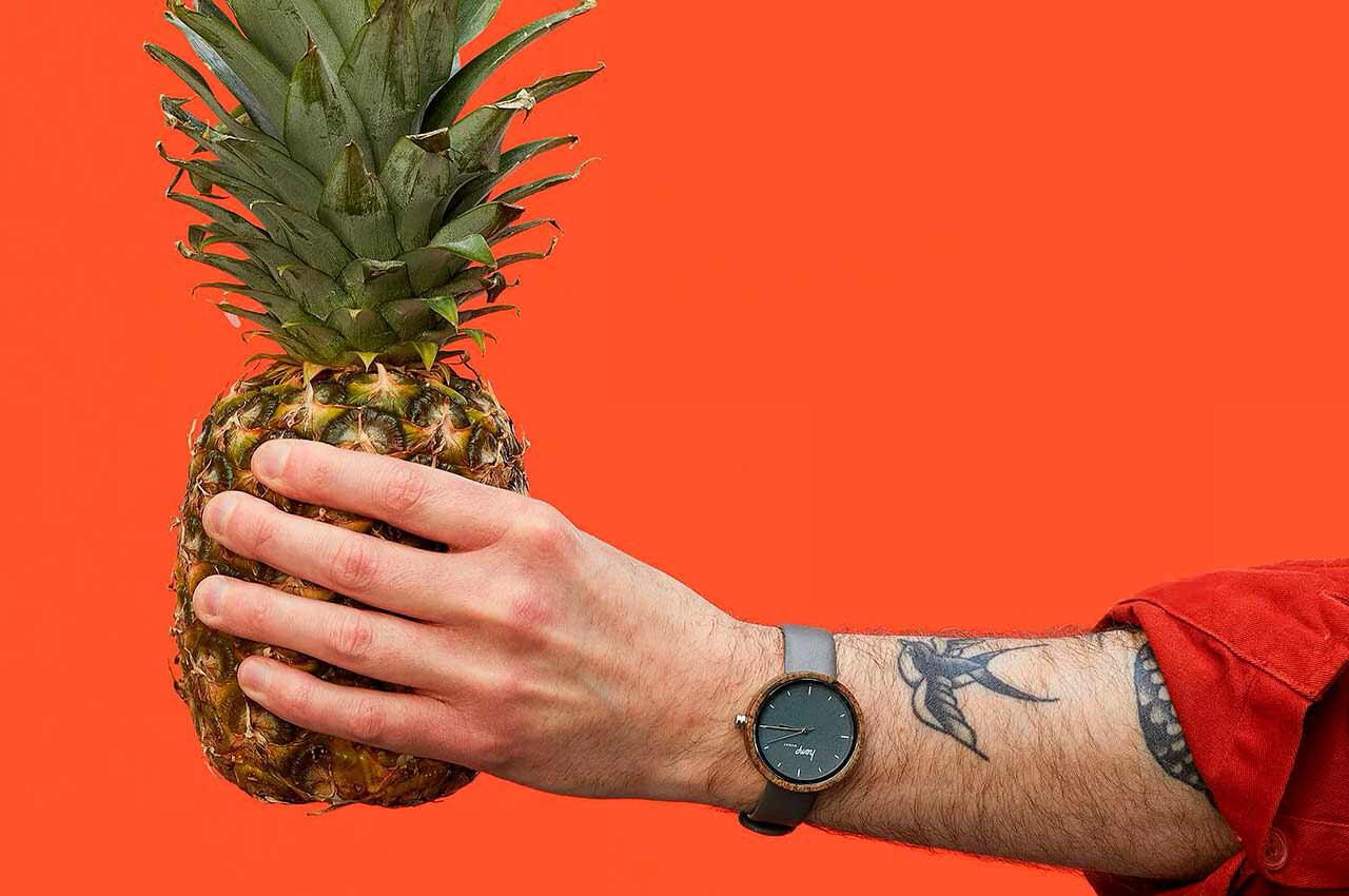 Компания Hemp представила веганские часы MVMNT — первые в мире