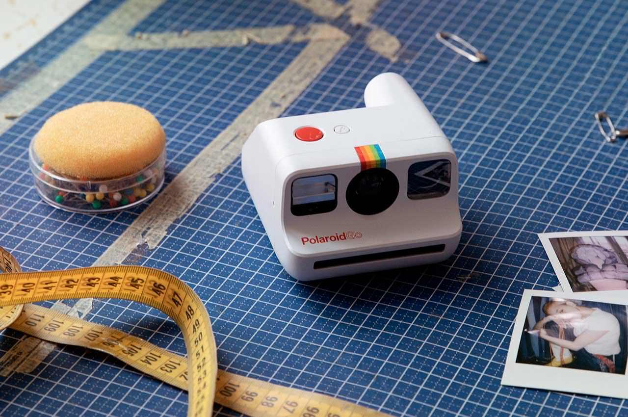 Вышел новый Polaroid Go — самая маленькая камера мгновенной печати