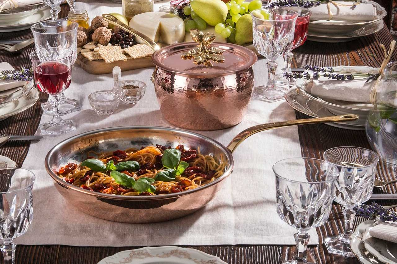Ruffoni — итальянская медная посуда с традициями