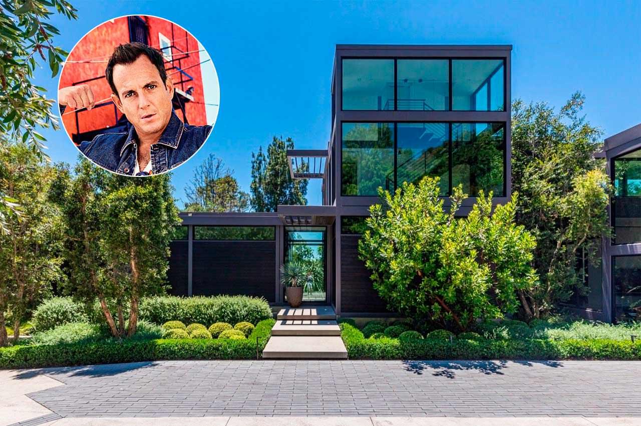 Актёр Уилл Арнетт продаёт «умный дом» в Беверли-Хиллз | цена