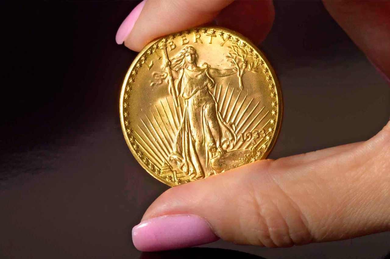 Самая знаменитая монета в мире продана за рекордные $18,9 млн