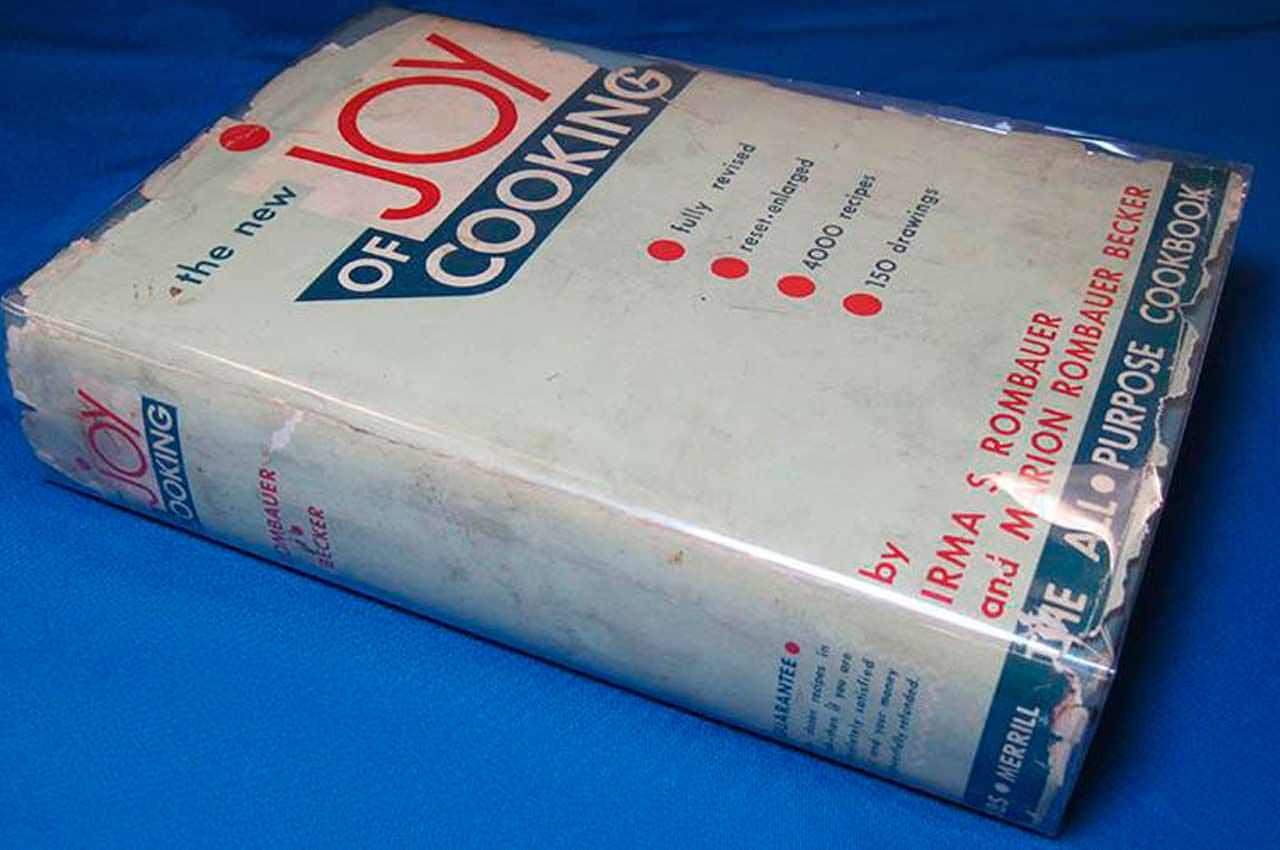 Книги кулинарных рецептов Мэрилин Монро продают на аукционе