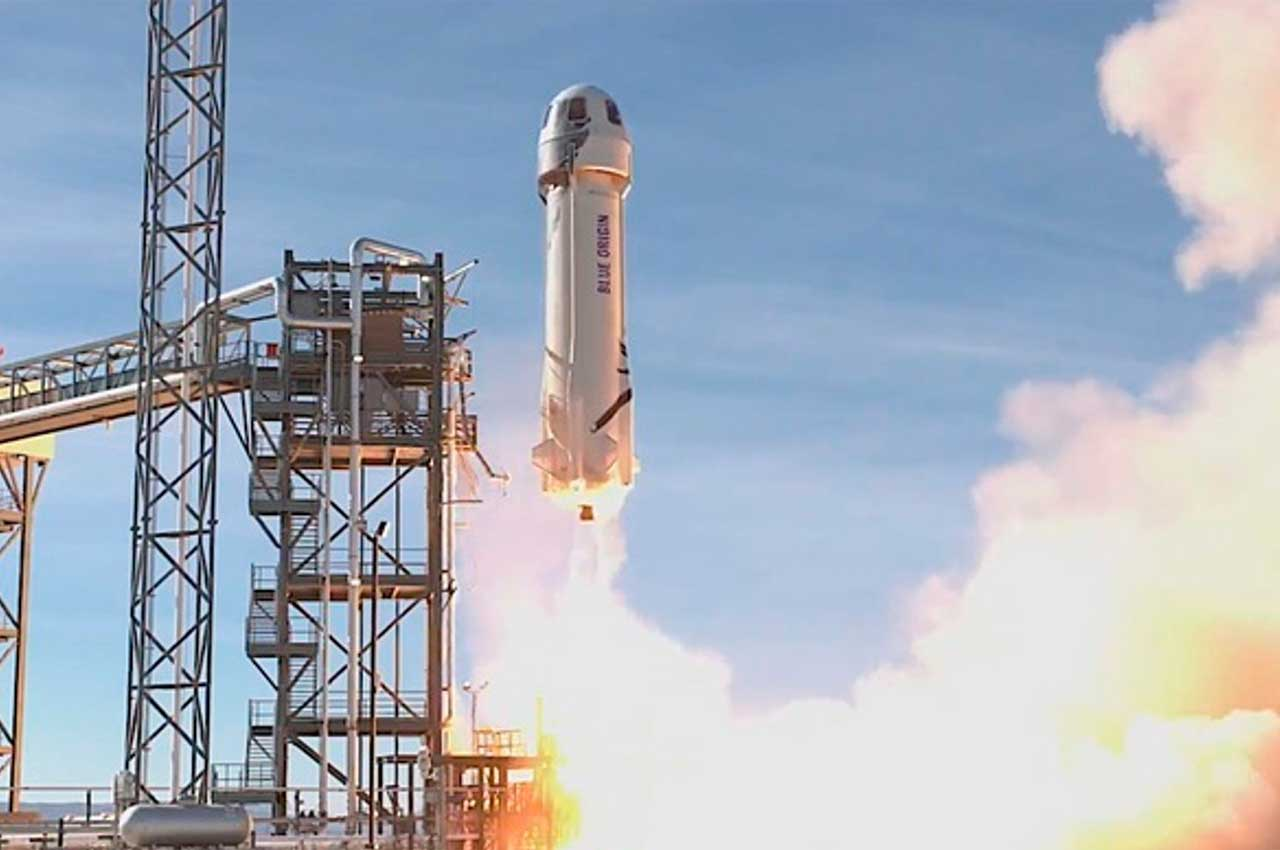Первый космический турист Blue Origin заплатил $28 млн