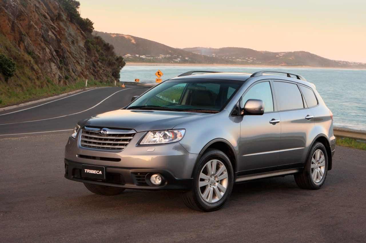 Subaru Tribeca: почему его покупают после остановки производства