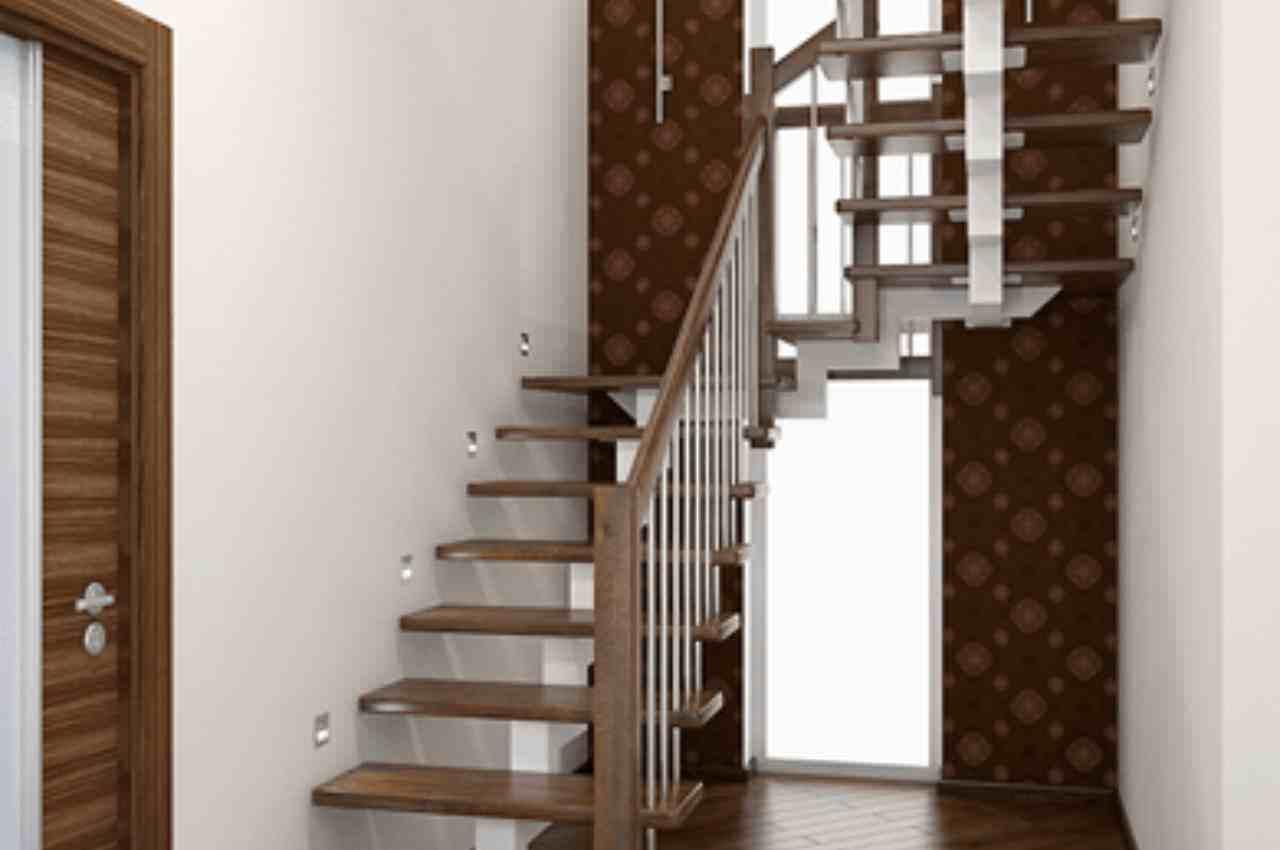 Лестницы на металлокаркасе: надежно и удобно