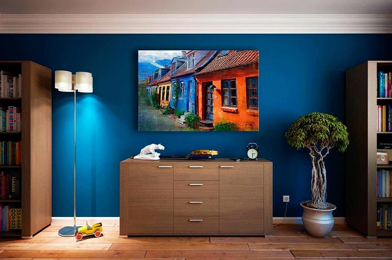 Що робить інтер'єр квартири затишним та сучасним?