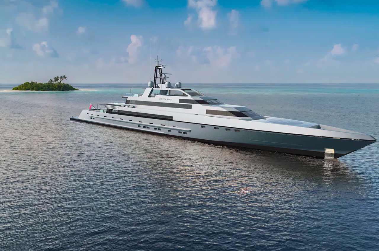 Представлена новая яхта Silver Edge от SilverYachts