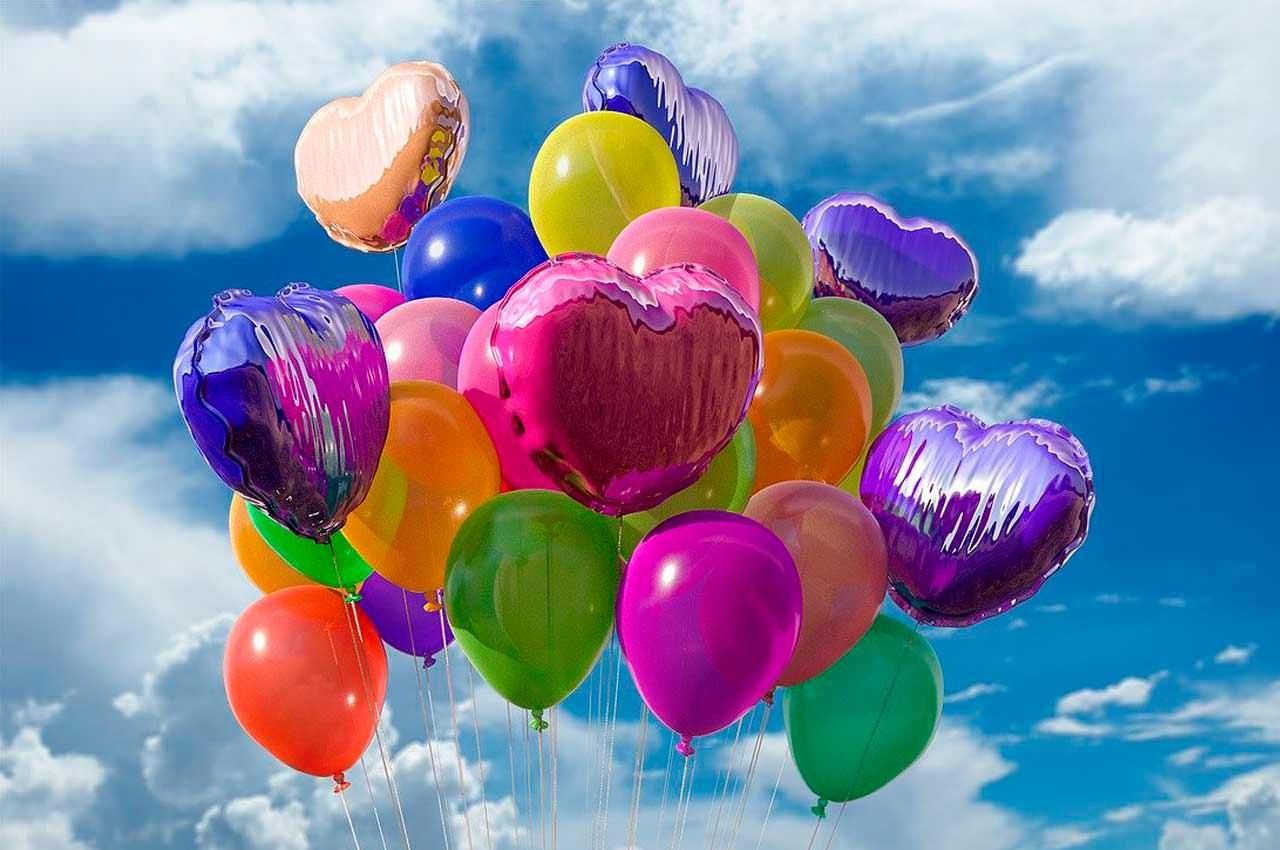 Букеты для шаров для разных событий