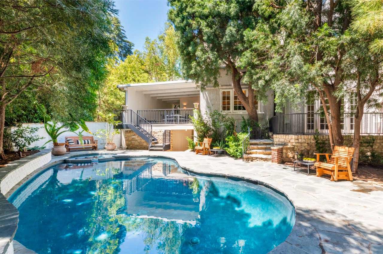Леонардо Ди Каприо продаёт дом в Лос Фелис за $5,75 млн