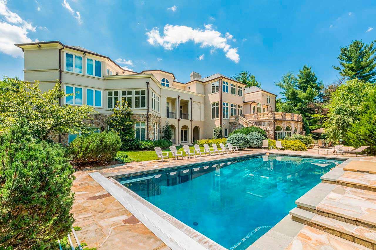 Старый дом Майка Тайсона в Мэриленде продан за $4,6 млн
