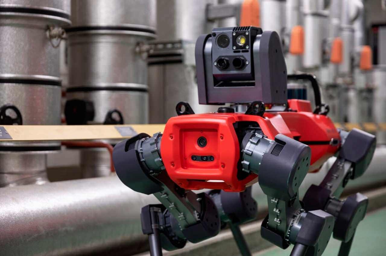 Швейцарский робот-пёс ANYmal оказался умнее и быстрее Spot