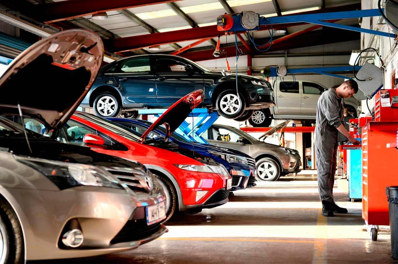 Удобный способ подобрать СТО для ремонта авто в Минске