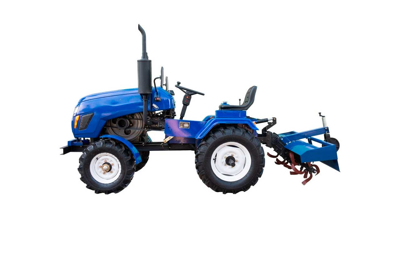 Что известно о тракторах DW, где их производят, есть ли запчасти