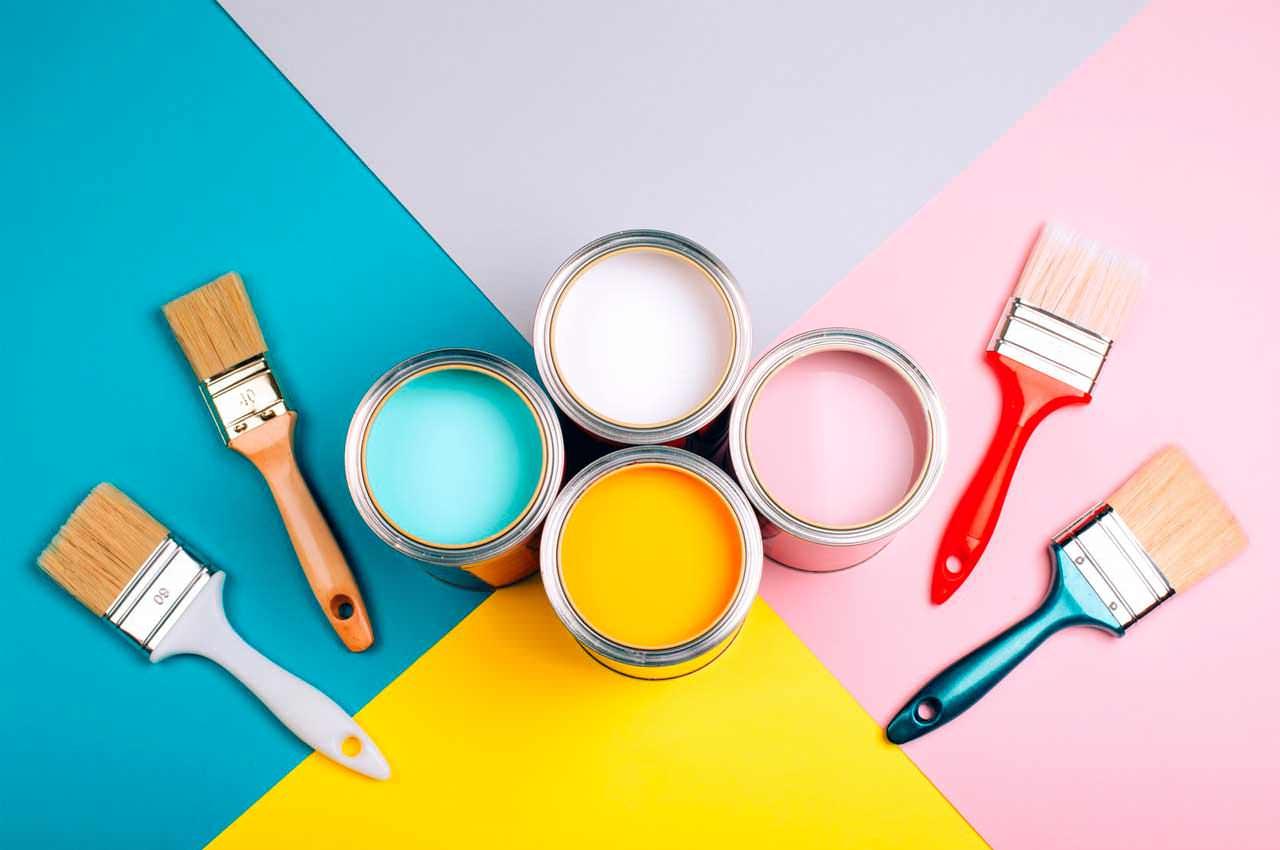 Как подобрать цвет краски: советы дизайнеров