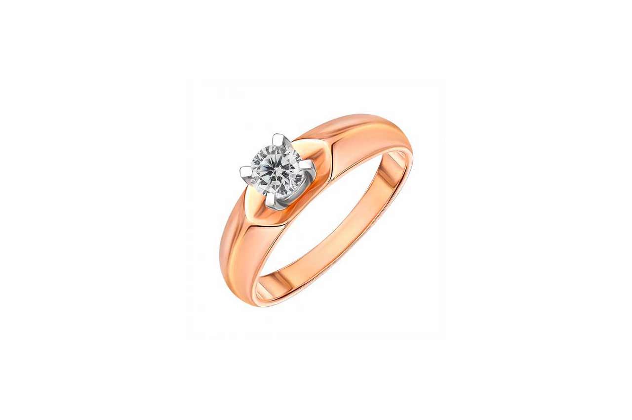 Кольца с бриллиантами — лучшие друзья девушек