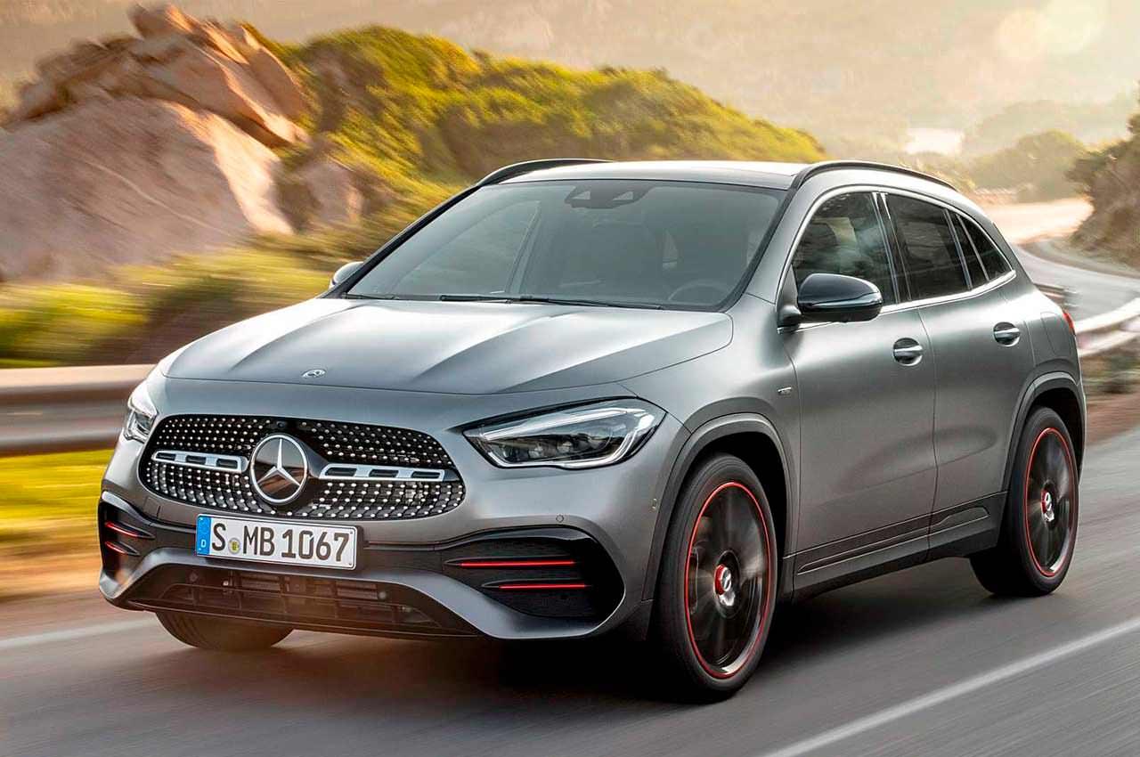 Mercedes-Benz GLA класса: для кого он создан и его особенности