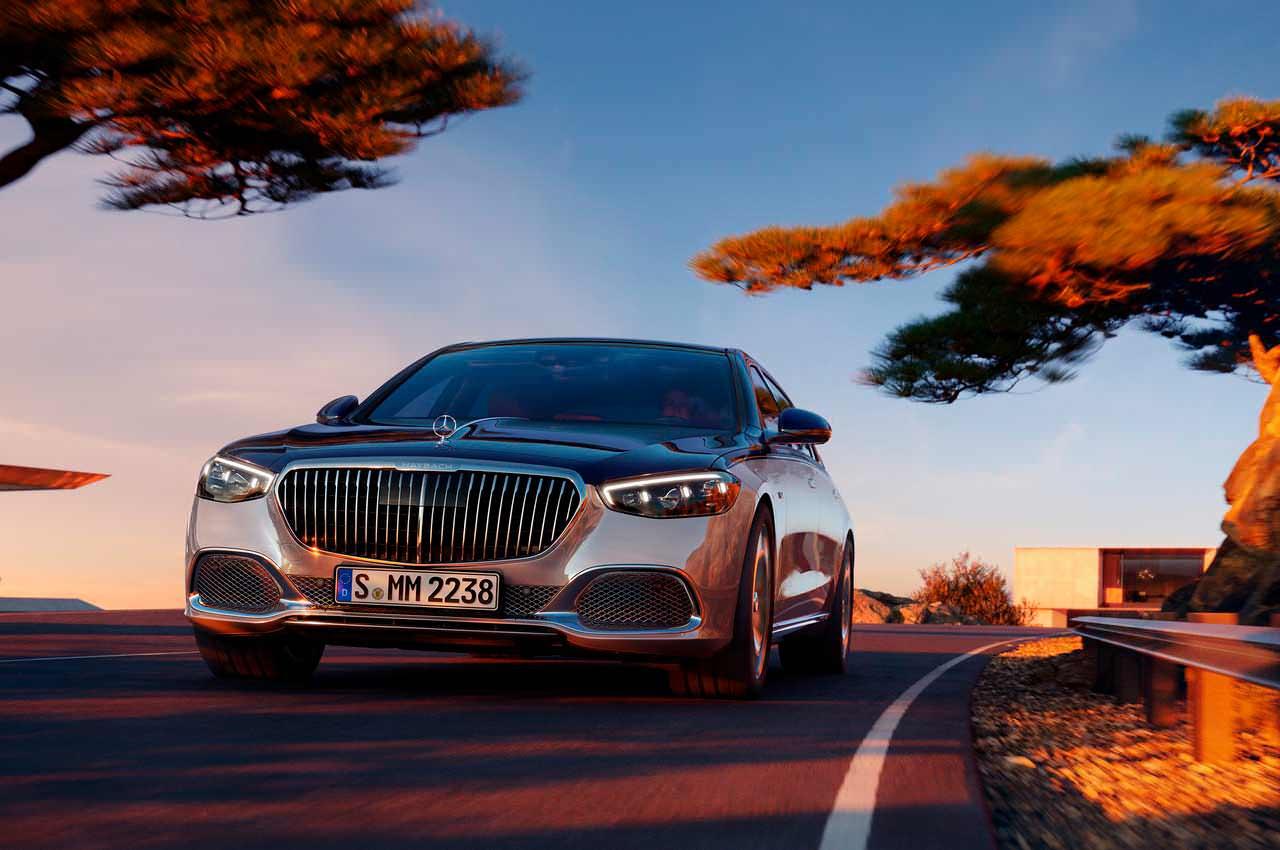 Maybach соберёт 100 особых Mercedes в честь своего 100-летия