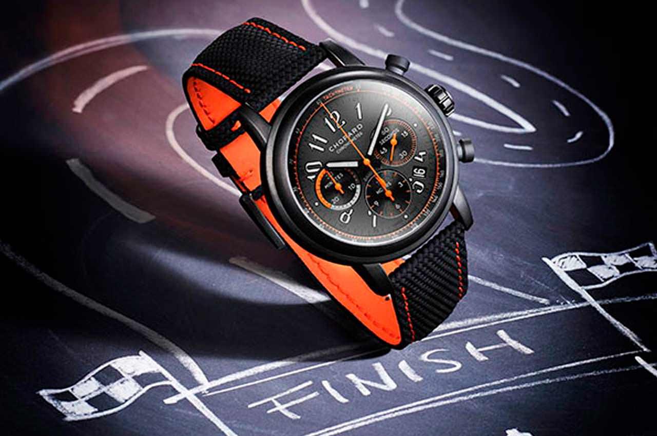 Chopard посвятил часы гонке на выносливость Mille Miglia