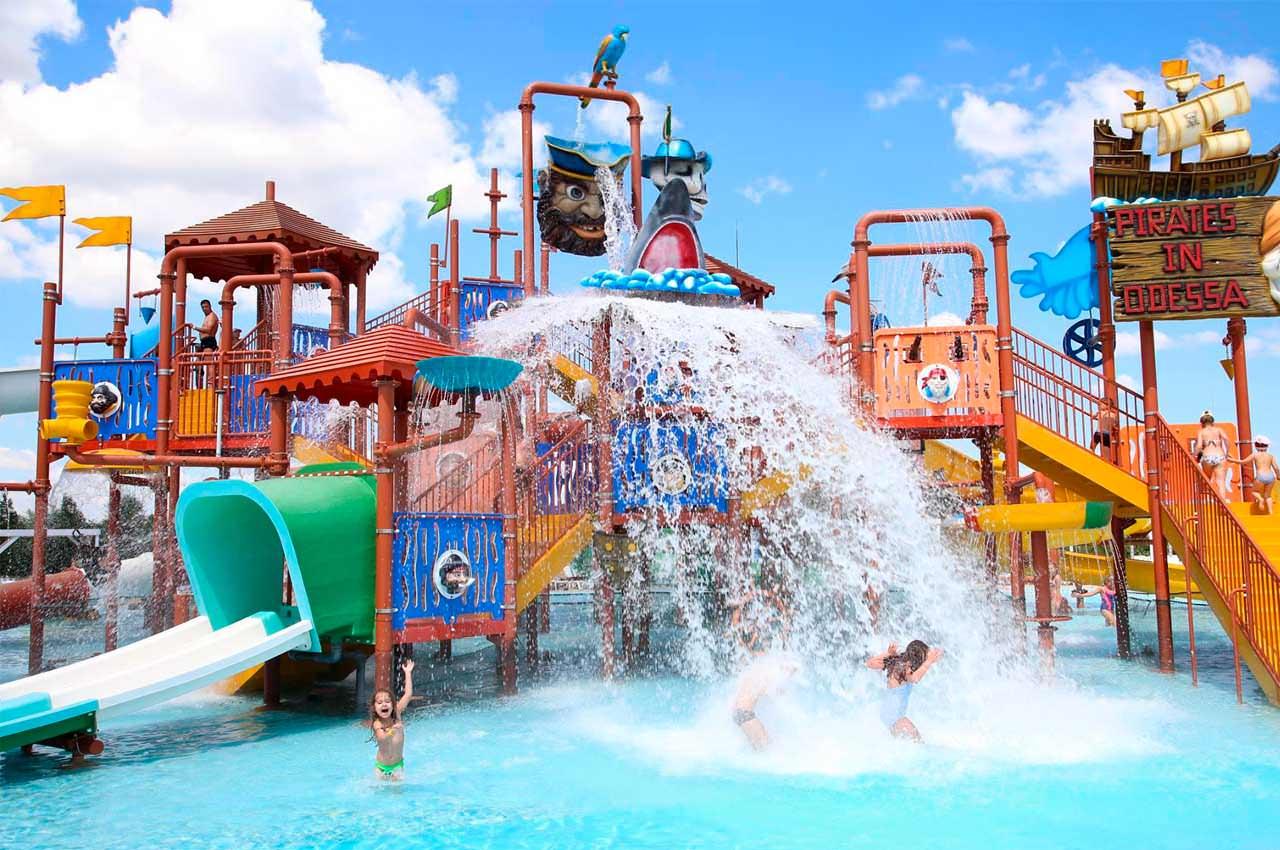 Водные занятия для детей